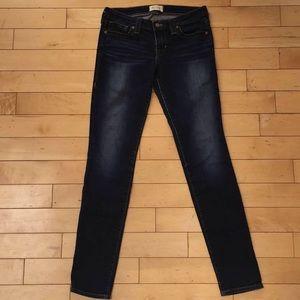 BIG STAR Maddie Skinny Jeans size 27L